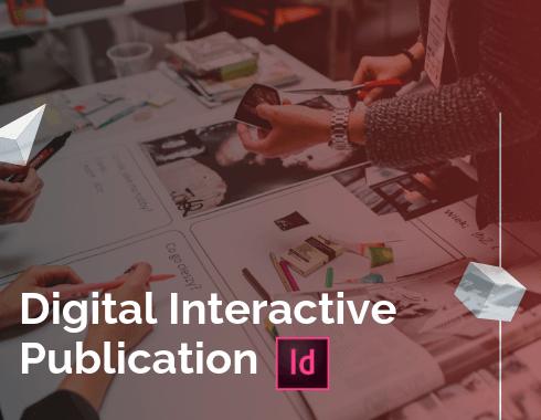 DIgital Interactive Publication TIle