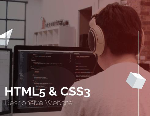 HTML5 & CSS3 Tile