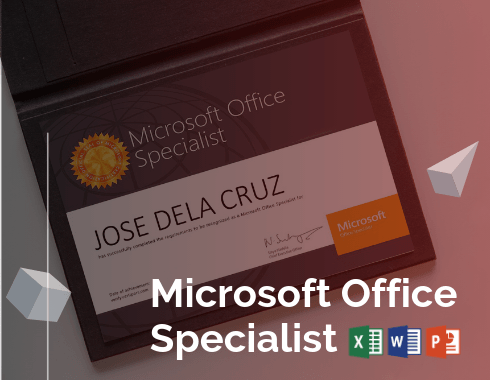 Microsoft Office Specialist Tile