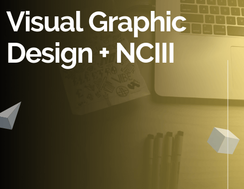 Visual Graphic Design+ NCIII